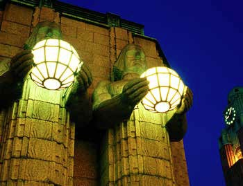 Helsinki - Architektur und Design
