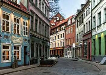 Kulturschätze des Baltikums