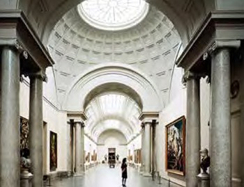 Madrid und sein Paseo del Arte