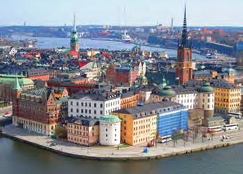 Stockholm und Opera Pa Skäret