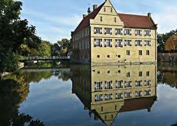 Münsterländer Gartenreise