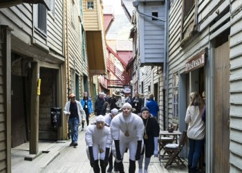 Bergen © Ÿyvind Heen – Visitnorway.com