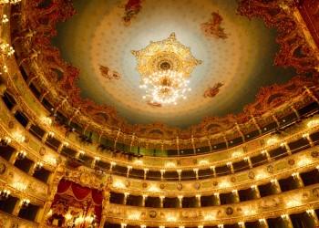 Venedig und das Teatro La Fenice