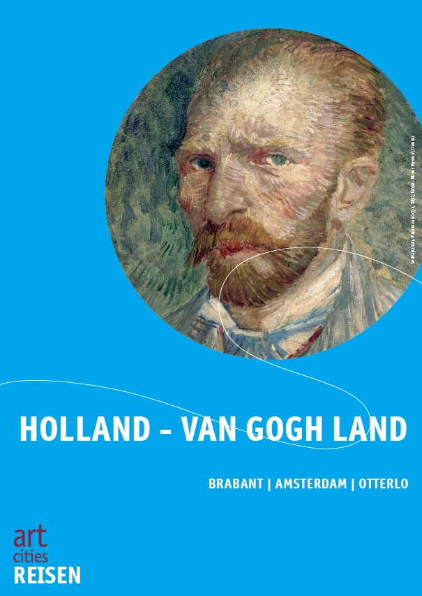 Holland - Van Gogh Land