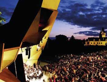 Grafenegg - wo der Klang die Kulisse trifft