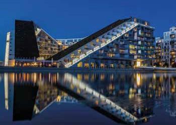Kopenhagen - Architektur am Øresund