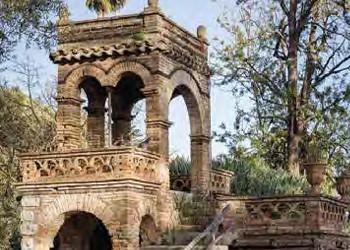 Villen und Gärten in Sizilien