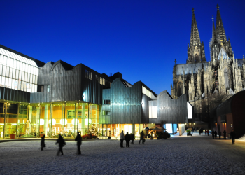 Köln - Kunst am Rhein. Moderne trifft Avantgarde