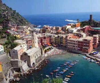 Ligurien - Genua und ihr bezauberndes Hinterland