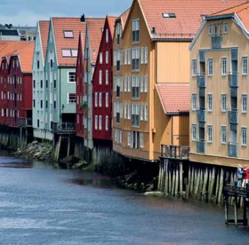 Trondheim © CH – VisitNorway.com