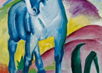 Oberbayern - Im Land des blauen Reiters