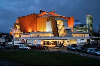 Berlin - Zentrum der Musikalischen Gravitation