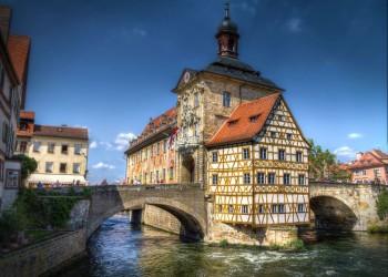 Bamberg - Bilderbuchromantik in der Bischofsstadt