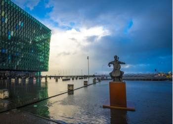 Island - Natur, Literatur und Musik